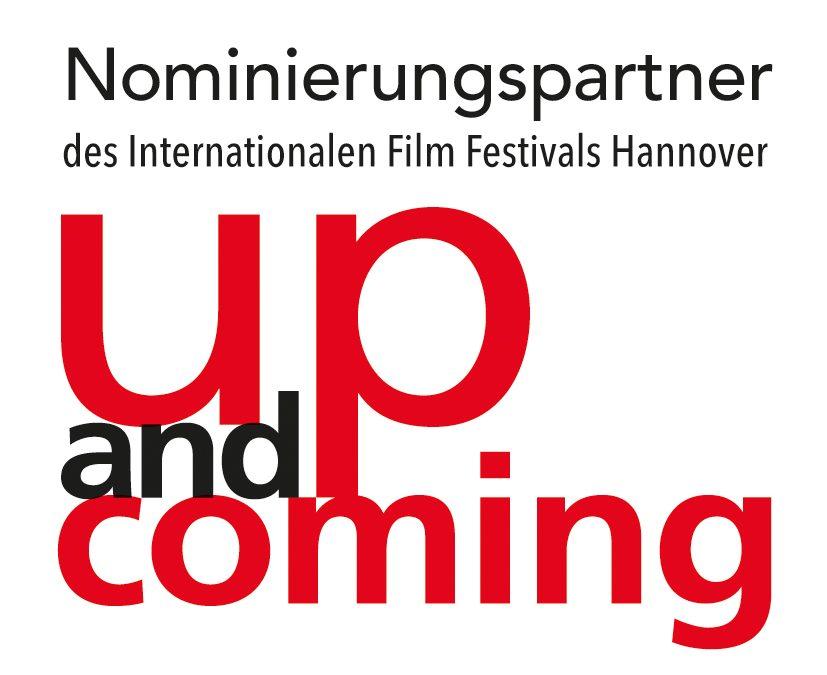 Logo up-and-coming Nominierungspartner
